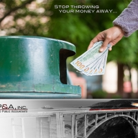 AP&A Accountants - Stop Wasting Your Money.  Let us help you save more and get more back!