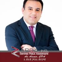 AP&A - Certified Public Accountants - Ali Alamir, CPA
