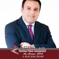 AP&A - Certified Public Accountants - Ali Alamir, CPA