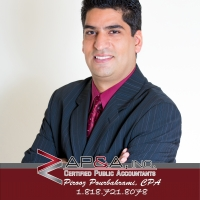 AP&A - Certified Public Accountants - Pirooz Pourbahrami, CPA