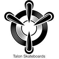 Talon Skatebaords - A Product of Stuntman, Jim Palmer