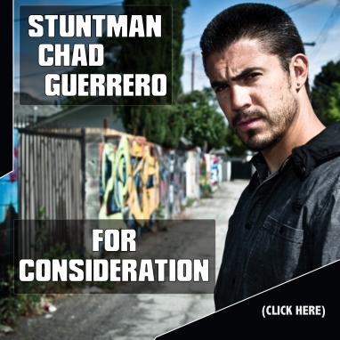 iStunt Sponsor: Chad Guerrero