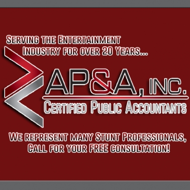 iStunt Sponsor: AP&A, Inc - Certified Public Accountants