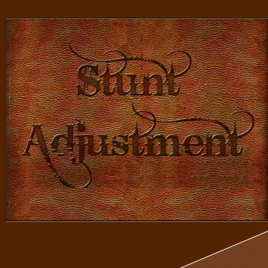 iStunt Sponsor: Stunt Adjustment