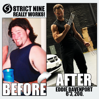 iStunt Sponsor: STRICT 9 FITNESS