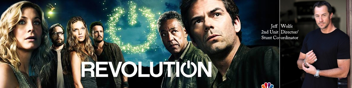 Revolution - Tune In! Get caught up and buy the series on Xbox Video!