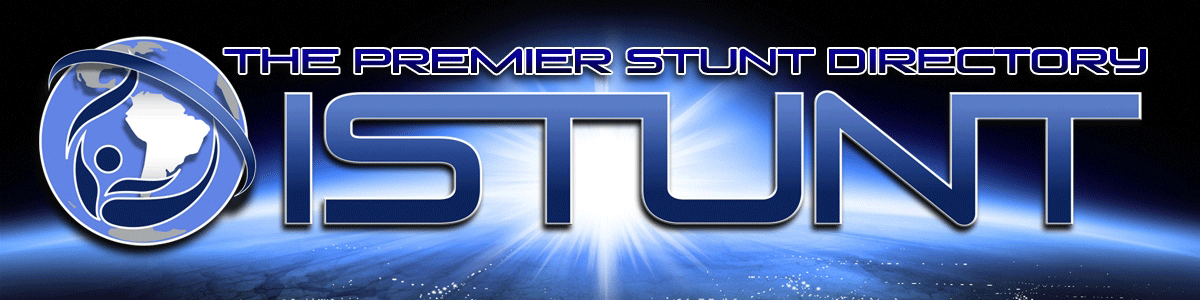 Welcome to iStunt! - The Premier, Global Stunt Directory