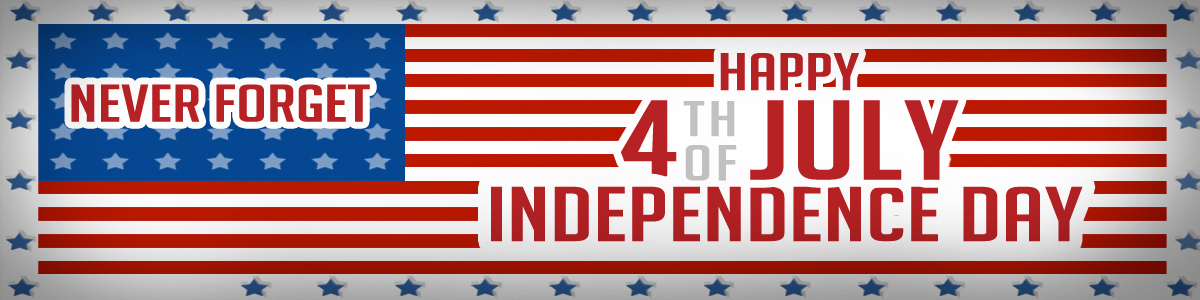 Happy Independence Week!