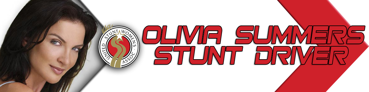 Olivia Summers - SPECIALIST! Precision Stunt Driver