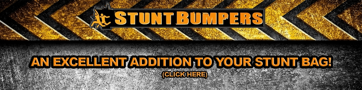 Stunt Bumpers - An Excellent Addition to your Stunt Gag